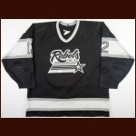 1994-95 Greg Schmidt Red Deer Rebels Game Worn Jersey – Rookie