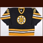 1988-89 Gord Kluzak Boston Bruins Game Worn Jersey - The New England Collection