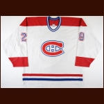 2000-01 Darryl Shannon Montreal Canadiens Game Worn Jersey - Last Home NHL Jersey - The Darryl Shannon Collection – Darryl Shannon Letter