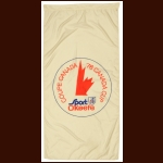 "1976 Canada Cup Opening Banquet Banner – The Warren ""Butch"" Williams Collection – Butch Willliams Letter"