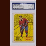 Bobby Rousseau 1967 Topps – Montreal Canadiens – Autographed – PSA/DNA