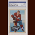 Gilles Tremblay 1963 Parkhurst - Montreal Canadiens - Autographed - Deceased - PSA/DNA