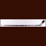 Ron Francis Carolina Hurricanes Black Franklin Game Used Stick – Autographed