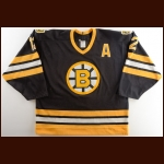 1993-94 Adam Oates Boston Bruins Game Worn Jersey – All Star Season
