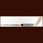 Ed Belfour Dallas Stars Black Bauer Game Used Stick