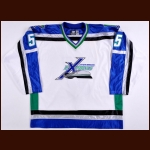 2005-08 Southern Minnesota Express Game Issued Jersey – Player #5