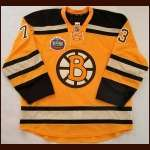 "2009-10 Michael Ryder Boston Bruins Winter Classic Game Worn Jersey - ""2010 Winter Classic"" - Team/Winter Classic Letter"