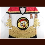 1993-94 Sandy Smith Salt Lake Golden Eagles Game Worn Jersey