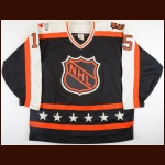 "1989 Bobby Smith NHL All Star Game Worn Jersey – ""40th NHL All Star Game"""