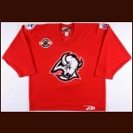 2000 Miroslav Satan NHL All Star Warm-Up Authentic Jersey