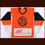 Circa 1980's Kuessnachter SC Game Worn Jersey – Player #24