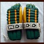 1970's California Golden Seals Gloves