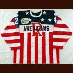 2001-02 Ales Kotalik Rochester Americans Game Worn Jersey