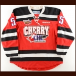 "2013 Samuel Morin CHL/NHL Top Prospects Team Don Cherry Game Worn Jersey – ""Home Hardware Top Prospects"""