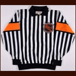 1990's Rob Martell Referee Worn Jersey