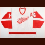 2001-02 Brendan Shanahan Detroit Red Wings Game Worn Jersey - 2nd Team NHL All Star - All Star Season - Stanley Cup Season – Team Letter
