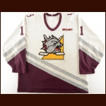 1996-98 Curtis Bois University of Minnesota-Duluth Game Worn Jersey