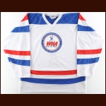 2010 Jacques Demers WHA Hall of Fame Jersey
