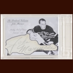 John Mariucci Autographed Card - The Broderick Collection - Deceased