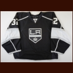 Jonathan Quick Los Angeles Kings Autographed Authentic Jersey