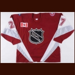 "1998 Shayne Corson NHL All Star Game Worn Jersey – ""1998 NHL All Star Game"""