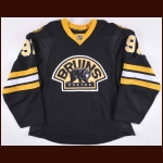 2009-10 Marc Savard Boston Bruins Game Worn Jersey