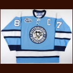 "Sidney Crosby Pittsburgh Penguins Winter Classic Authentic Jersey – ""2008 Winter Classic"""