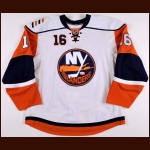 2008-09 Jonathan Sim New York Islanders Game Worn Jersey