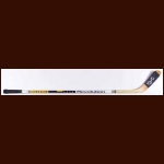 Larry Robinson Los Angeles Kings White Koho Game Used Stick – Autographed