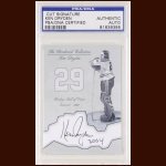 Ken Dryden Autographed Card - The Broderick Collection