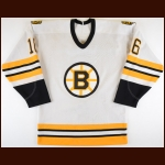 1984-85 Rick Middleton Boston Bruins Game Worn Jersey