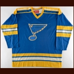 1970's St. Louis Blues Replica Jersey