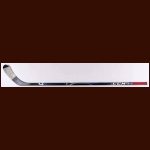 Alex Ovechkin Washington Capitals Black CCM Game Used Stick – Team Letter