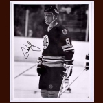 Cam Neely Boston Bruins Autographed 8x10 B&W Photo