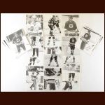 Hartford Whalers Autographed Group of (36)