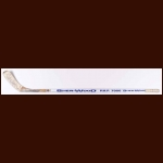 Al Macinnis St. Louis Blues White Sher-Wood Game Used Stick – Autograph