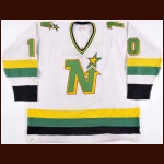 1981-82 Gordie Roberts Minnesota North Stars Game Worn Jersey - The St. Paul, Minnesota Collection