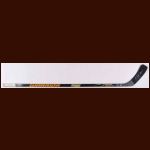 Sergei Fedorov Columbus Blue Jackets Black Warrior Game Used Stick – Autographed