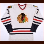 1960's St. Catharines Black Hawks Game Worn Jersey – Player #7