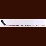 Nathan Horton Florida Panthers White Nike/Bauer Game Used Stick – Autograph