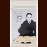Sam Lichtenhein Autographed Card - The Broderick Collection - Deceased