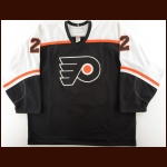 2006-07 Mike Knuble Philadelphia Flyers Game Issued Jersey