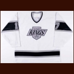 1993-94 Jari Kurri Los Angeles Kings Game Worn Jersey
