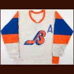 1983-84 Alan Kerr Seattle Breakers Game Worn Jersey
