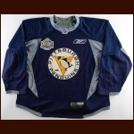 "2010-11 Pittsburgh Penguins Winter Classic Game Issued Practice Jersey – ""2011 Winter Classic"""