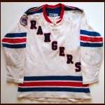 New York Rangers Store Bought Heavy Knit Jersey