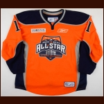 2010 Jacob Micflikier ECHL All Star Game Worn Jersey – PHPA Letter