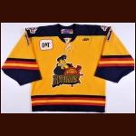 "2003-04 Mike Valley Peoria Rivermen Game Worn Jersey – ""2004 ECHL All Star"""