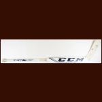 Pekka Rinne Nashville Predators White CCM Game Used Stick