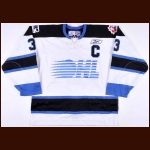 2006 Marc Staal CHL All Star Game Worn Jersey